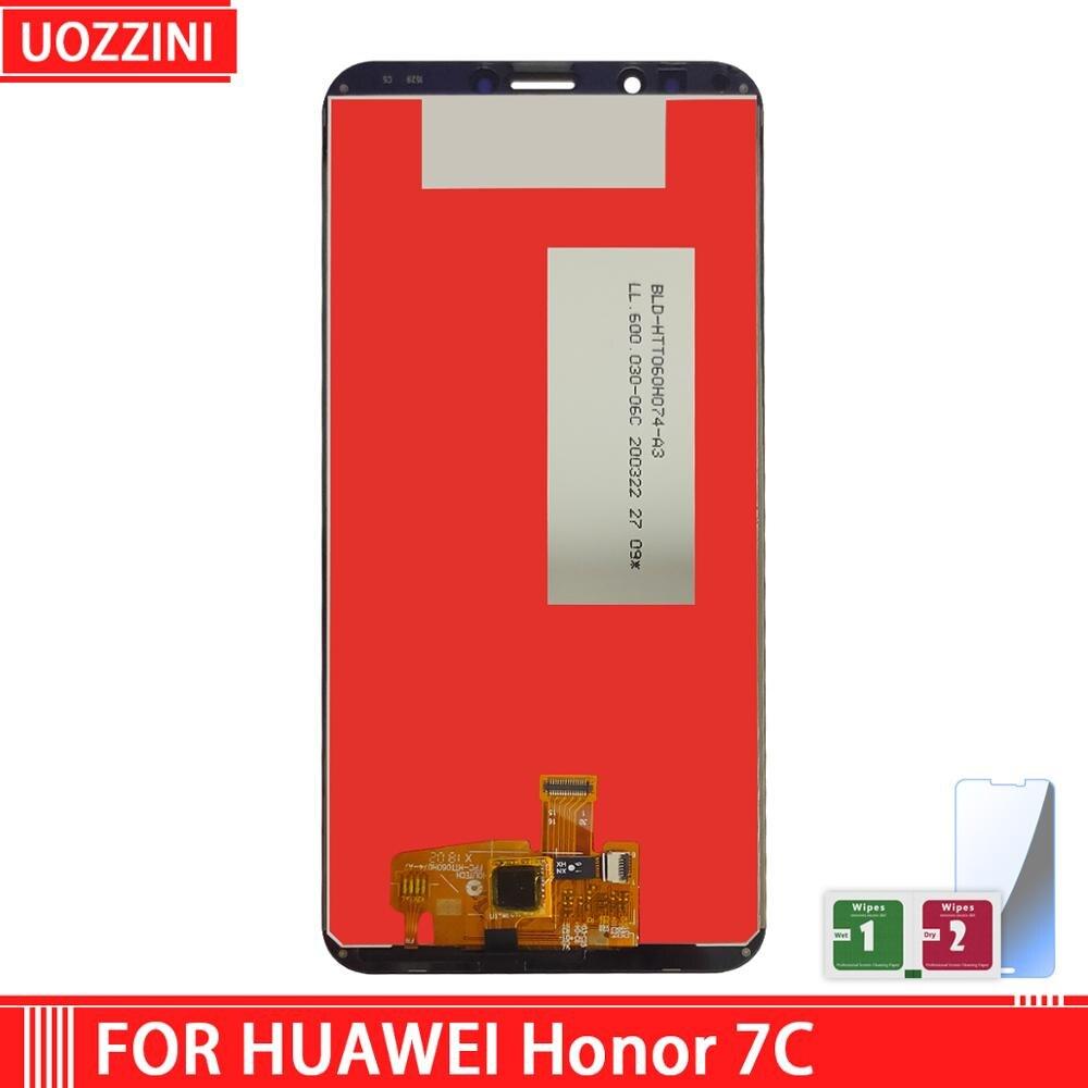 Сменный сенсорный ЖК дисплей для Honor 7C, 5,99 дюйма, для Honor 7 C Pro|Экраны для мобильных телефонов|   | АлиЭкспресс