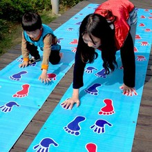 Kids Jumping Carpet Toys Early Childhood Fun Toys Child Indo