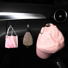Hanger Mask Dashboard-Decorative Interior-Accessories Car-Bling-Hooks Auto-Styling