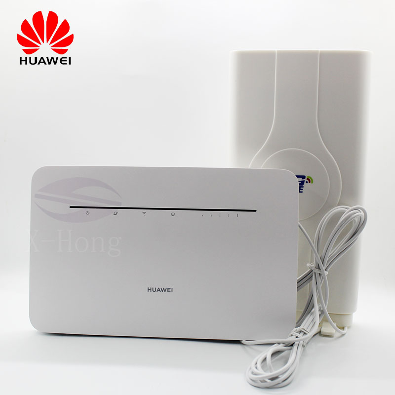 Huawe New B535 B535-232 4G Wireless Route LTE 300Mbp Wifi Router With Antenna Support Band LTE: B1 / B3 / B7 / B8 / B20 / B28