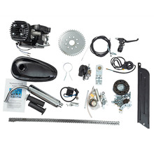 Gasoline-Engine-Kit Bike Bicycle Mountain-Bike 80cc Motorcycle-Stroke for DIY Complete-Set