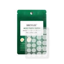 Parche para espinillas Invisible que absorbe las secreciones de acné, parches para el acné, curación rápida, adecuado para la noche