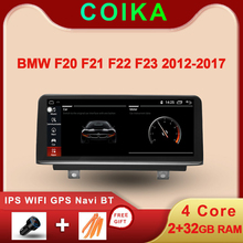 """Coika 10.25 """"Android 10.0 Systeem Auto Ips Screen Stereo Voor Bmw F20 F21 F22 F23(Cabrio) 2 + 32G Wifi Carplay Swc Google Phonelink"""
