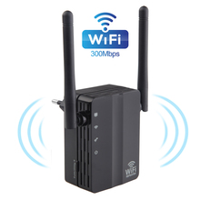 Wireless Wifi Repeater Router 300Mbps Dual Band 2.4/5GHz Wi-Fi Internet Signal Booster WiFi Range Extender Home Network Supplies wireless wifi repeater router dual band wireless wi fi range extender wifi signal amplifier booster with external antennas wps