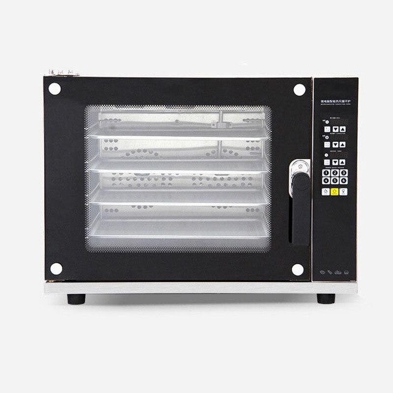 Four électrique à Circulation d'air chaud pain Commercial Pizza Fermentation à la vapeur grande capacité multi-étages cuisinière chaude de cuisson privée