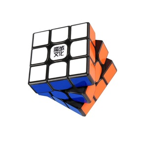 Image 1 - Original Moyu Weilong WR M 3x3x3 Magic Cube Professional WR M Magnetic Cubing Speed 3x3 Magnets Cubo Magico WRM Educational Toys