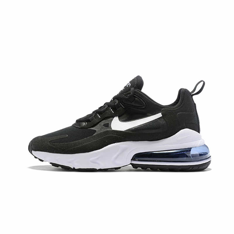 Nike Air Max 270 React Men's Running Shoes Air Cushion Personality Outdoor Sports Shoes 2019 New Training Shoes AO4971 002
