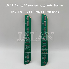 Image 2 - Плата PCB JC V1, обновленная, для Ip 11 11Pro Max, ЖК дисплей, сенсорный экран, светильник для ремонта, сенсор, программист для восстановления истинного тона