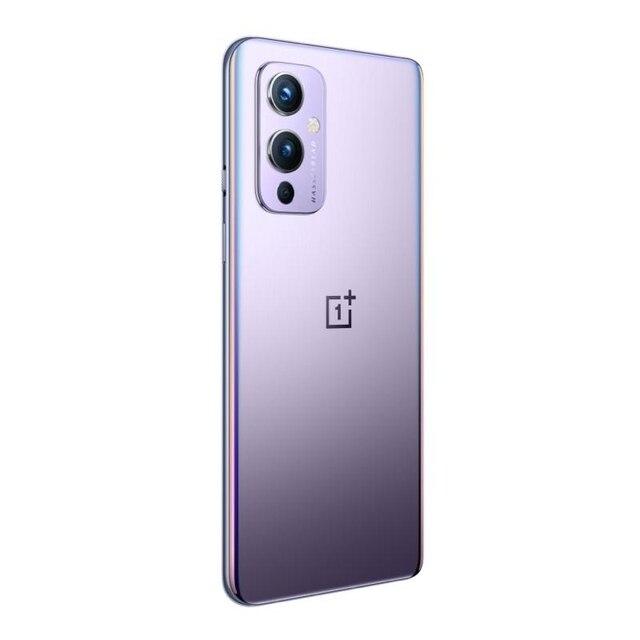 OnePlus 9 5G One Plus Snapdragon 888 8GB 128GB Smartphone 6.55'' 120Hz Fluid AMOLED Display Hasselblad Camera Cell phones 6