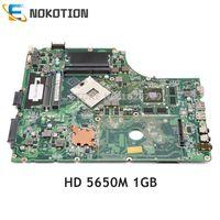 NOKOTION MBPUL06001 MB.PUL06.001 For Acer aspire 7745 7745g Laptop motherboard HD 5650 DA0ZYBMB8E0 4 memory DDR3 slot|Laptop Motherboard| |  -