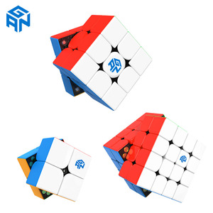 GAN cube GAN356 X gan 356 xs Magic cube 2x2x2 3x3x3 GAN251 GAN 356 M RS Magnetic cube 4X4X4 GAN460M Professional speed cube