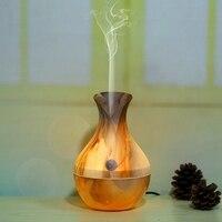 Novo usb aroma difusor mini umidificador de ar ultra sônico atomizador aromaterapia difusor do óleo essencial para o escritório em casa