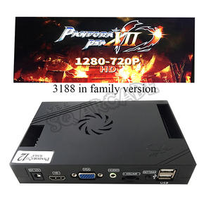 Game-Board Arcade Pandora-Box 4-Players Hdmi-Output Home-Version 12 with 53 3188-In-1