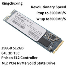 SSD M2 HDD 128GB 256GB 512GB 1TB жесткий диск m.2 NVMe PCIe Solid State Drive Hard Drive for Computer by Kingchuxing(China)