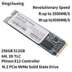 SSD M2 HDD 128GB 256GB 512GB 1TB жесткий диск m.2 NVMe PCIe Solid State Drive Hard drive per rigido Del Computer da Kingchuxing