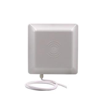 8dbi antenna rs232 rs485 wiegand read 6m integrative uhf reader 50 uhf rfid windshield adhesive tags UHF RFID card reader 6m long range, 8dbi Antenna RS232/RS485/Wiegand Read 6M Integrative UHF Reader