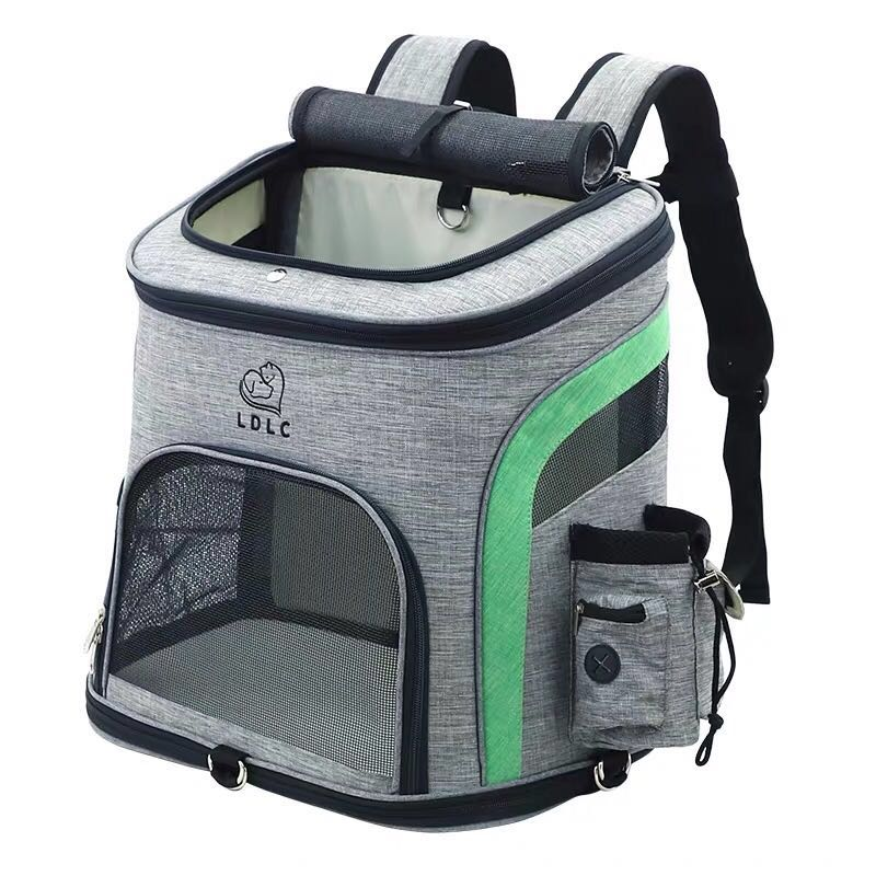 Capacity Large Dog Backpack Carrier 2