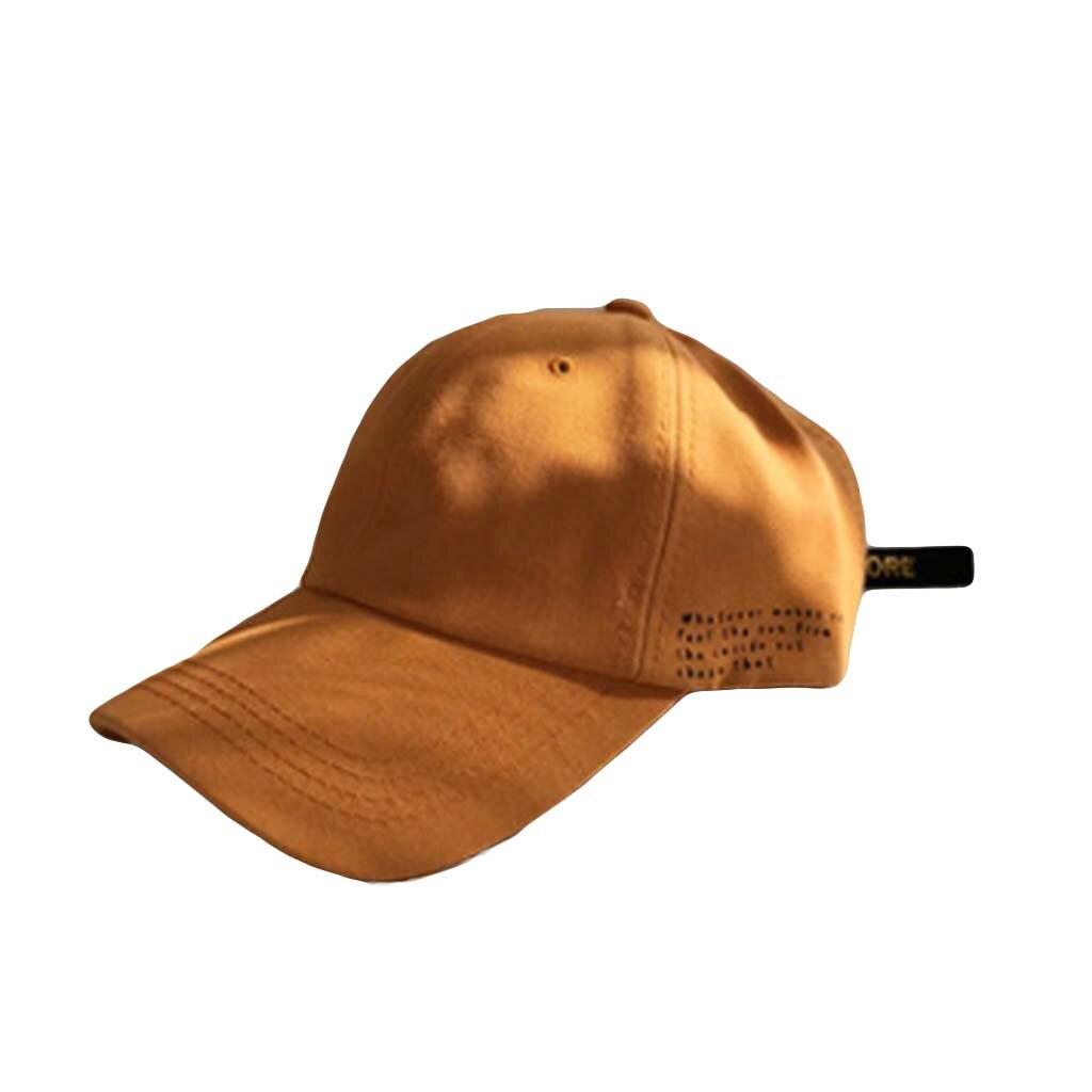 SAGACE Men Women Multicolor Casual Solid Color Cap Baseball Cap Outdoor Sun Protection Visor Mountaineering Hiking UV Protection