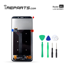 IREPARTS Replacement LCD Pantalla for Xiaomi Redmi 5 Plus Display and Touch Screen + Free Tools Gift