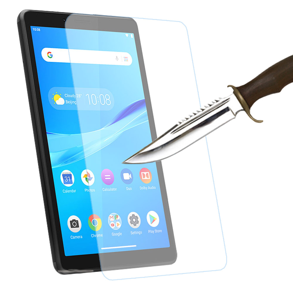 Tempered Glass Screen Protector For Lenovo Tab M7 TB-7305 TB-7305F M8 2nd Generation M10 TB-X605 Protective Film 2019