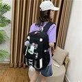 Зеленые школьные рюкзаки для девочек  женская сумка для школы  рюкзак  USB  Подростковый нейлоновый однотонный школьный рюкзак для подростко...
