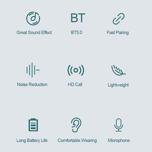 Image 2 - Original Lenovo XT91 TWS True Wireless Earphone Bluetooth 5.0 Earbuds Mic Noise Reduction AI Control Gaming Headset Stereo Bass