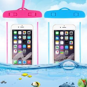 Portable Waterproof Phone Case