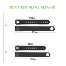 High Quality New Replacement Silicone Wristband for Fitbit Alta /Alta HR Bands Bracelet with Secure Adjustable Strap Accessories все цены