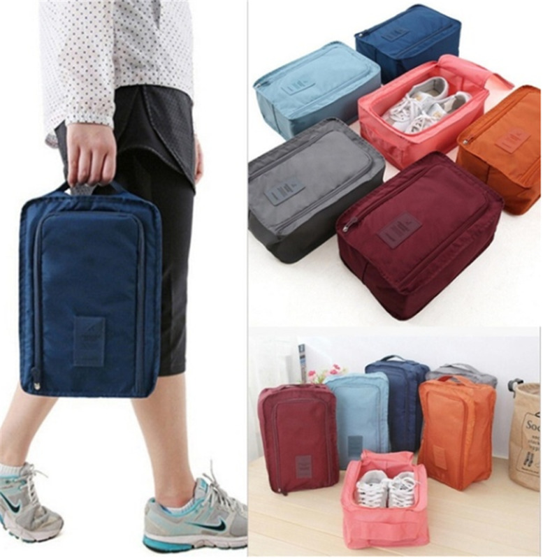 New Fashion Waterproof Football Shoe Bag Travel Boot Rugby Sports Gym Carry Storage Case Box