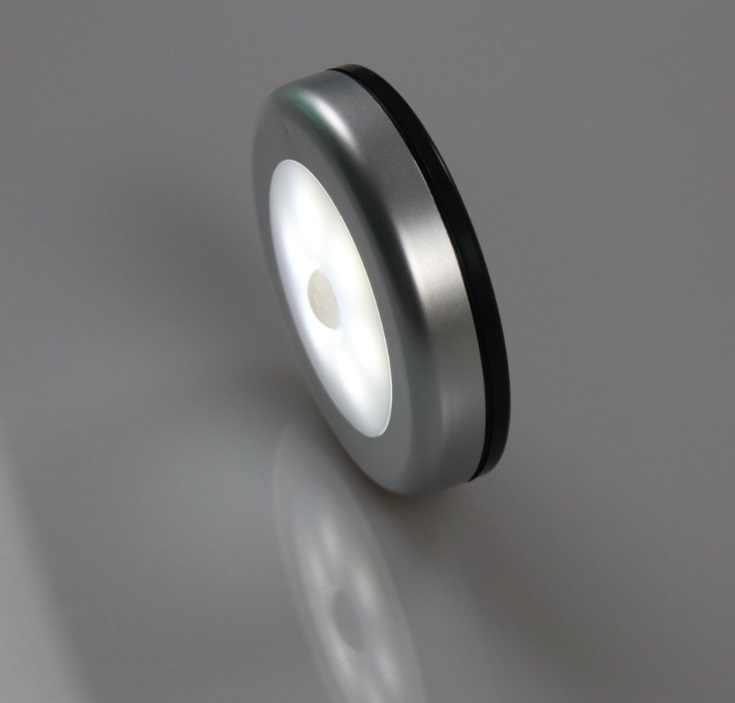 Pir Infrared Body MOTION SENSOR Diaktifkan LED Night Light lampu Dinding Lampu Induksi untuk Lemari Koridor Lemari LED Sensor Cahaya