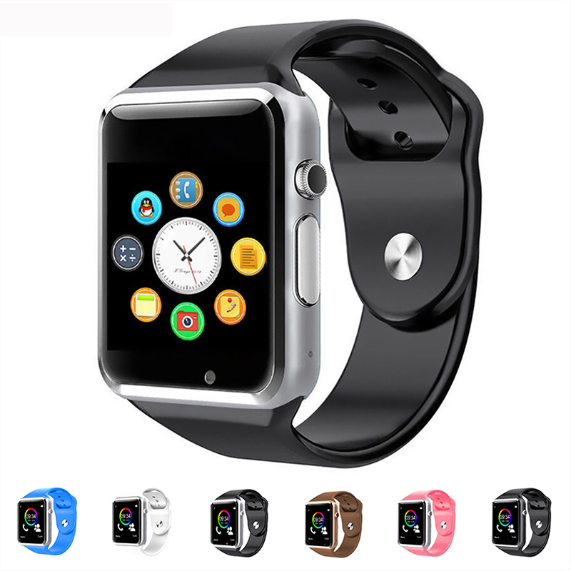 Smart Watch A1 Bluetooth Wrist Watch Sport Pedometer With SIM Camera SmartWatch Waterproof