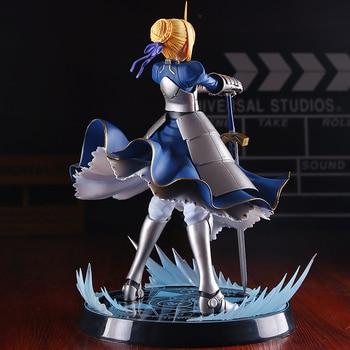 Figura de Saber de Fate Stay Night (23cm) Fate/stay night