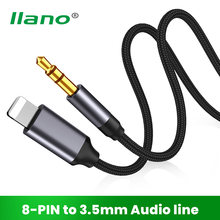 Aux кабель llano с 8 контактами на 35 мм адаптер для подключения