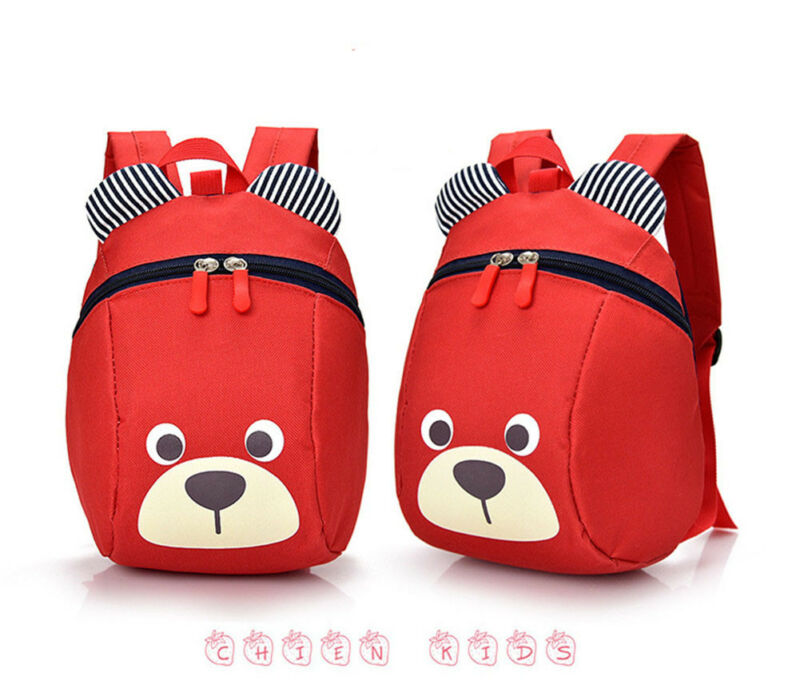 Toddler Kids Children Travel Boys Girls Cartoon Backpack Schoolbag Bag Rucksack Children Cartoon School Bags