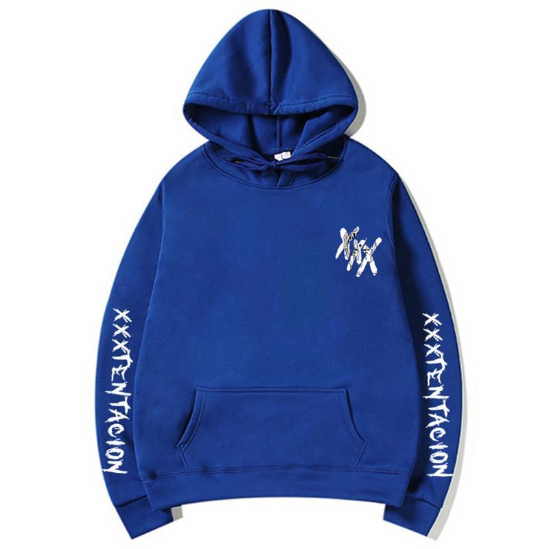 Xxxtentacion mode sweats à capuche imprimés hommes/femmes à manches longues sweats à capuche 2020 offre spéciale décontracté à la mode Streetwear sweats à capuche