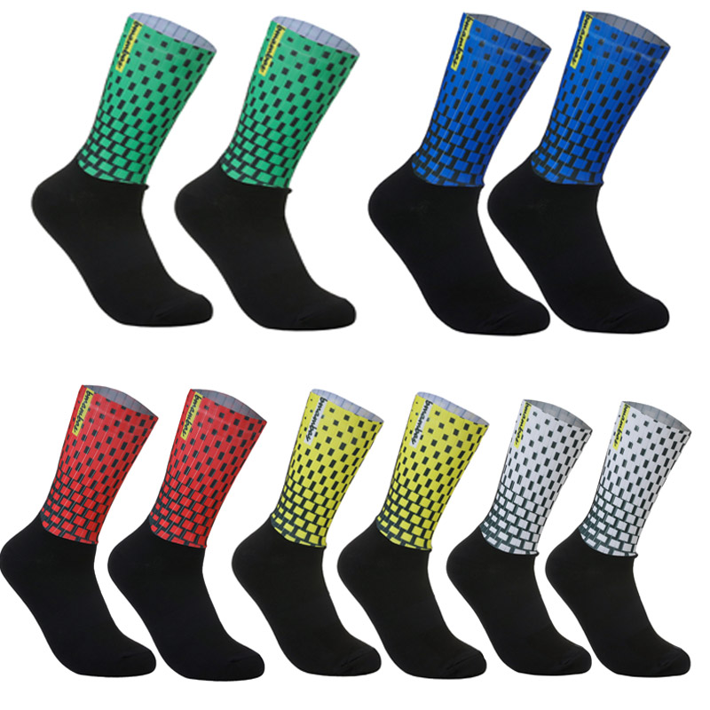 Colnago High Quality Professional Brand Sport Socks Breathable Road Bicycle Socks/Mountain Bike Socks/Racing Cycling Socks