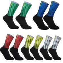 colnago High quality Professional brand sport socks Breathable Road Bicycle Socks/Mountain Bike Socks/Racing Cycling Socks(China)