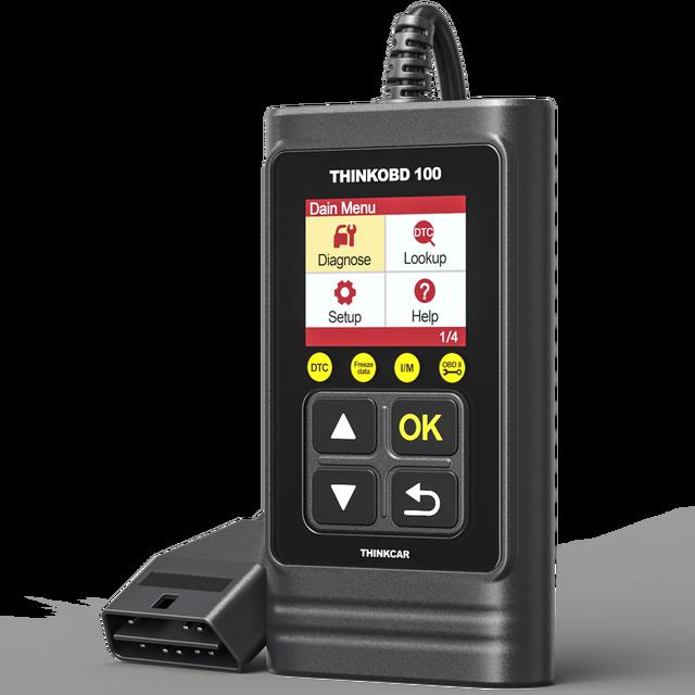THINKCAR Thinkobd 100 obd2 scanner car diagnostic tool fault code reader automotive scan tools Car Engine check pk elm327 cr3001