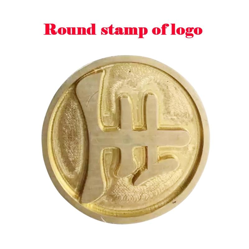 LOGO bélyegzőforma a bőr forró fólia dombornyomásához, sajtolt - Szerszámkészletek - Fénykép 6