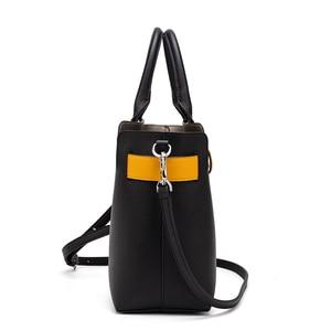 Image 4 - MIYACO Bolso de mano de piel suave para mujer, bolsos de calidad con asa, informales, con cinturón