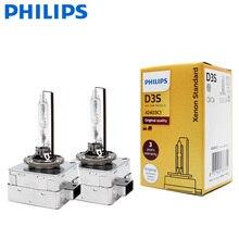 2X Philips HID D3S 35W Xenon Standard 4200K Auto Lamp Original Car Headlight OEM Replacement Upgrade D3 ECE 42403C1