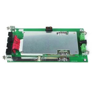 Image 5 - 52v 14s power wall 18650 bateria 14s bms li ion lítio 18650 suporte da bateria bms pcb diy ebike bateria 14s bateria caixa