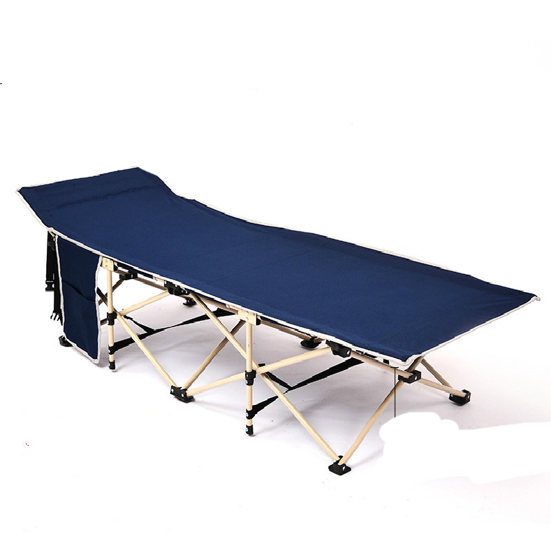 Folding Sheets, Office Nap, Reclining Chair, Portable Military Bed For Adults