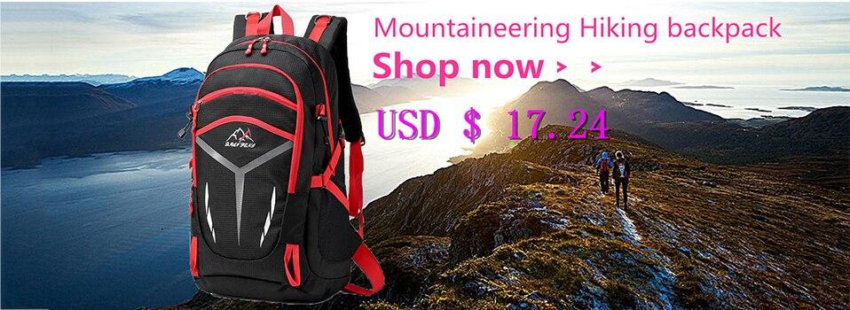 Waterproof sports backpack travel 1