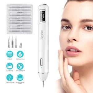 Image 1 - Лазерная ручка с ЖК дисплеем, аппарат для удаления татуировок на родинках