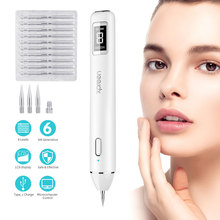 Plasma Pen LCD Fibroblast Laser Pen machine Mole Tattoo Remover Machine Skin Tag Removal Spot Cleaner Dermografo Pen Plasma