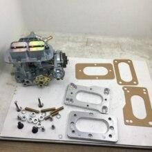 Карбюратор SherryBerg fajs EMPI карбюратор 38 клиньев + комплект адаптера для Toyota 22R 20R Weber прокладки оборудование 38/38 клинья dgas