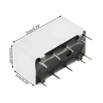 HFD2-003-M-L2-D 3V cewka bistabilny przekaźnik z zatrzaskiem wysokiej jakości majsterkowanie Y98E tanie i dobre opinie Shanwen Latching Relay as details show Y98E9FF600697 Ogólnego przeznaczenia