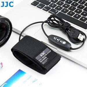 Image 5 - Calentador de lentes USB para Nikon, Canon, Sony, Olympus, Fujifilm, prevención de condensación