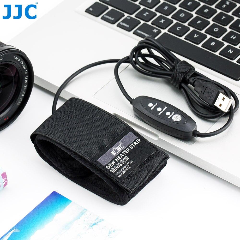Linssinlämmittimen iltakasteenpoistaja USB-lämmitin Nikon Canon - Kamera ja valokuva - Valokuva 6